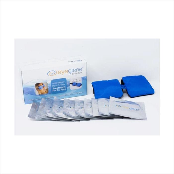 EyeGiene Starter System (1 mask & 10 pairs of Warming wafers)