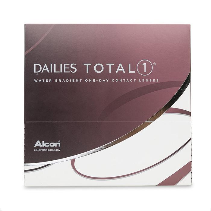 Dailies Total 1 90PK